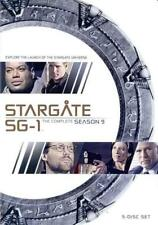 STARGATE SG-1 - SEASON 9 [USED DVD]