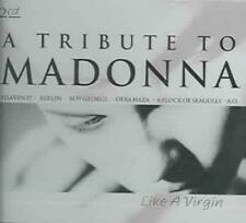 TRIBUTE TO MADONNA: LIKE A VIRGIN [USED CD]