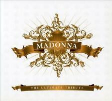 VARIOUS ARTISTS - MADONNA: THE ULTIMATE TRIBUTE USED - VERY GOOD CD