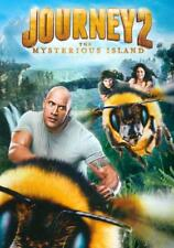JOURNEY 2: THE MYSTERIOUS ISLAND USED - VERY GOOD DVD