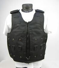 COVER ONLY!! Ex Police Hawk Security Equipment Body Armor Armour Vest SB23