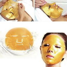 5X Crystal Gold Collagen Facial Face Mask Anti-Aging Moisturizing Skin Care