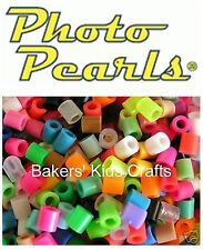 ~ 6000 PHOTOPEARLS/ Perler Beads NEW - Choose from 30 Colors!!