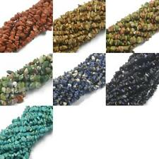 """Freeform Beads Chips Loose Gemstone Beads Strand 34"""" for Jewelry Making 5-8mm"""