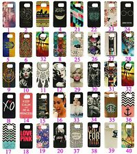 Hot Fashion Cute Design Pattern Hard Back Case Cover for Samsung GALAXY Models