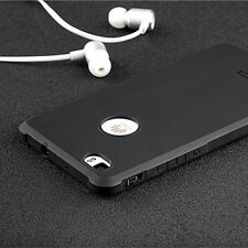 Soft Silicone Back Skin Bumper Protective Case Cover For HUAWEI Ascend P8 lite