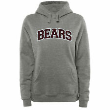 Women's Ash Missouri State University Bears Arch Name Pullover Hoodie - College
