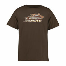 St. Bonaventure Bonnies Youth Classic Primary T-Shirt - Brown - College