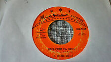 The Buena Vistas 45 Big Red/Here Come Da Judge Marquee 443 Funk Northern Soul