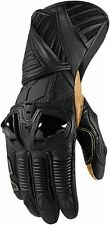 Icon Hypersport Pro Long Mens Motorcycle Gloves