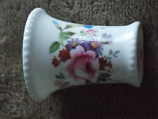 """Charming Royal Crown Derby """" Derby Posies"""" Small Vase Signed """"D"""""""
