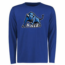 Men's Royal Buffalo Bulls Big & Tall Classic Primary Long Sleeve T-Shirt