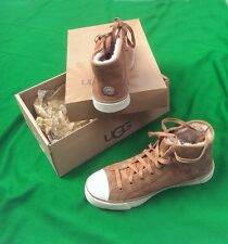 UGG Australia1887 Cayha Suede Leather Trainers Shoes Winter Sneaker Sports 7.5UK