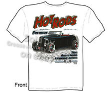 Hot Rod Clothes Ford Shirt Hot Rod T Shirt Automotive Shirts 1932 Roadster Tee