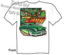 Classic Car Shirt Mercury Custom Car T Shirts Vintage Car Shirts 1949 1950 1951