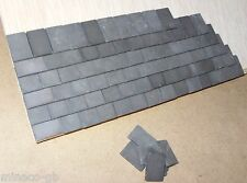 1:12  Dolls House Jevington Roof Tiles x 500  ---- Eight options (see listing)