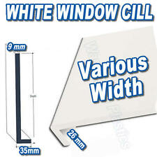 White Upvc Window Cill 1120mm Sill Length In Various Widths