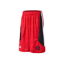 adidas Derrick Rose Chisel SHO Basketball Men's Shorts Trousers Chicago Bulls