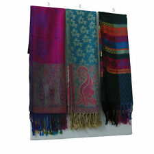 Long Large Soft  Wrap Cashmere Women`s Pashmina Shawl/scarf last