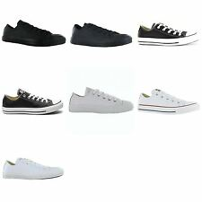 Converse Chuck Taylor All Star Ox Leather Mens Womens Ladies Unisex Trainers