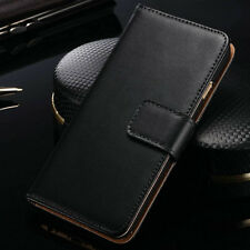 Genuine Real Leather Flip Card Wallet Cover For Apple iPhone 6/6S/6 Plus/6S Plus