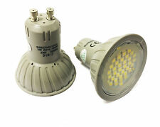 SMD LED Energy Saving 3w GU10 2 Pin Spot Light Bulb Cool Warm High Power
