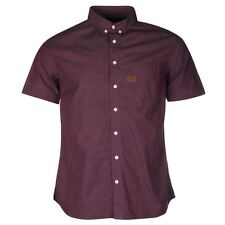 Firetrap Mens Westy Shirt Short Sleeve Button Fastening Top Casual Clothing