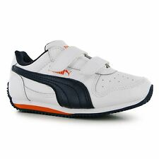 Puma Kids Boys Fieldsprint Childs Trainers Runners Running Shoes Sport Sneakers