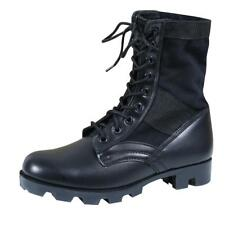 Rothco 5081 Black G.I. Style Discount Jungle, Combat Boot, New!