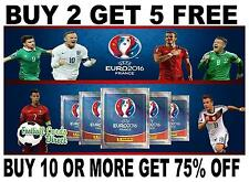 PANINI EURO 2016 Sticker Collection #293 - #344 SEE LISTING FOR DETAILS OF OFFER