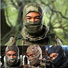 Chiefs Serpentine Camouflage Balaclava Outdoor Tactical Military Full Face Mask