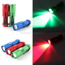 Super Bright CREE LED Lamp Portable Sports High Quality Mini Flashlight Torch