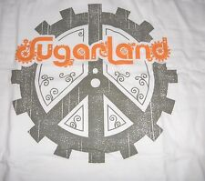 Sugarland- NEW Incredible Machine T Shirt (S,M,L)- $12.00 SALE FREE SHIP TO U.S!