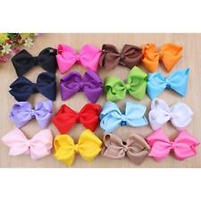 Toddler Cute Soft Bowknot Headband Kids Baby Girl Hair Band Headwear Accessories