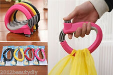 Relaxed Carry Food Machine Handle Carry Bag Hanging Ring Shopping Help Tool