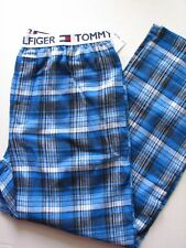 NWT Men's Tommy Hilfiger Brushed Flannel Sleep Dorm Lounge Pajama Pants XL
