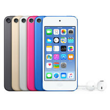 """Apple iPod Touch 6th Gen 64GB Wi-Fi with 4"""" Retina Touchscreen MP3/Video Player"""