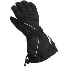 Castle X CR2 G6 Snowmobile Gloves M-3XL Black