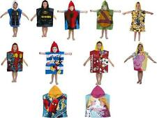 Disney Lego Character Hooded Bath Beach Holiday Towel Poncho Kids Boys Girls NEW