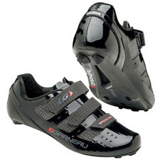 LOUIS GARNEAU TITANIUM ROAD BIKE SHOES BLACK