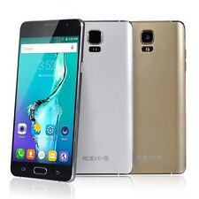 "3600mAh 5.5"" Android 5.1 Andoid Smartphone 2Sim 4GB 3G 5MP GPS QHD IPS T-mobile"