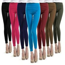 Women Skinny High Waist Leggings Stretchy Sexy Pants Pencil Jeggings New