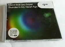 MECK FEAT.LEO SAYER.THUNDER IN MY HEART AGAIN.