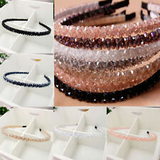 Chic Bead Crystal Women Fashion Head Headband Head Piece Hair Band Girl