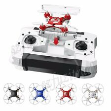 FQ777-124 Professional Micro Pocket Drone 4CH Gyro Mini Helicopter RC Child Gift