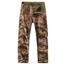 Combat Cotton Military Cargo Pants Camouflage Men's ARMY Camo Trousers