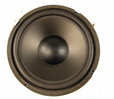 "New 10"" MCM 55-1250 8 Ohm 100 Watt Woofer Speaker Poly Cone Replacement"