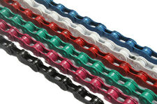 Coyote Sports BMX Chain Single Speed Fixie Dirtbike Bicycle chain coloured