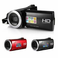 "4xZoom 2.7"" TFT LCD 1080P HD Digital Video Camcorder Camera DV IR Night Vision"