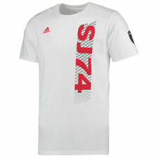 San Jose Earthquakes adidas Jersey Hook II T-Shirt - White - MLS